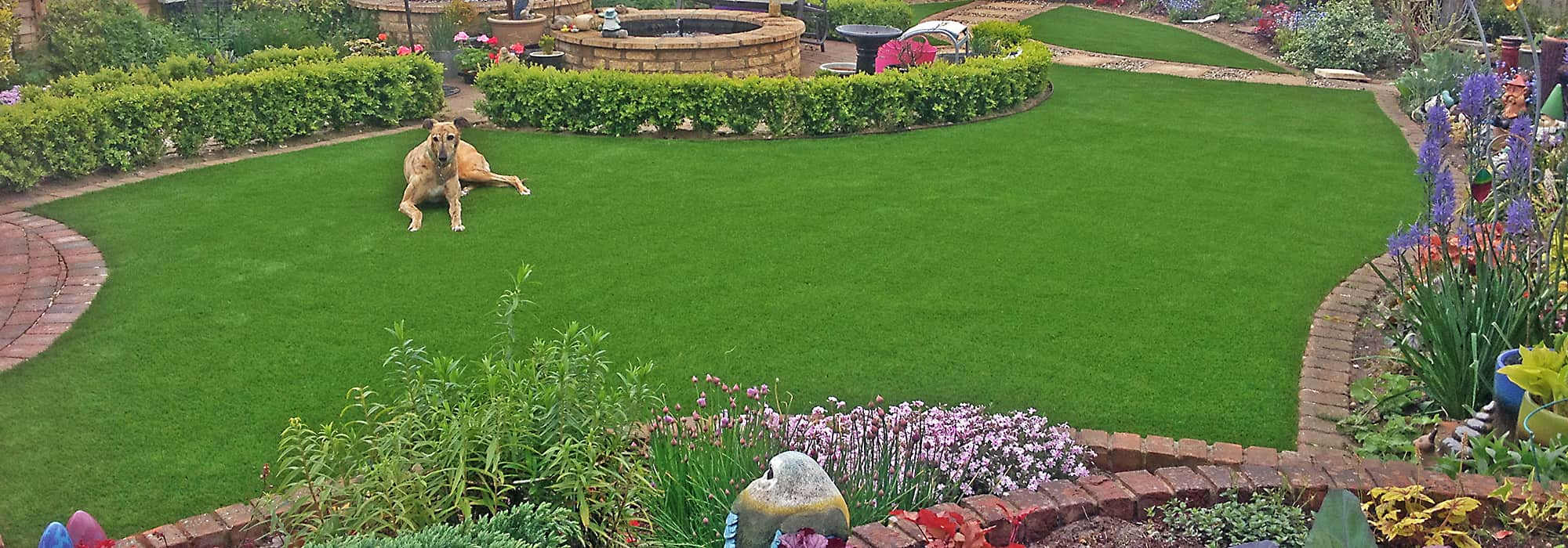 Artificial grass - 1