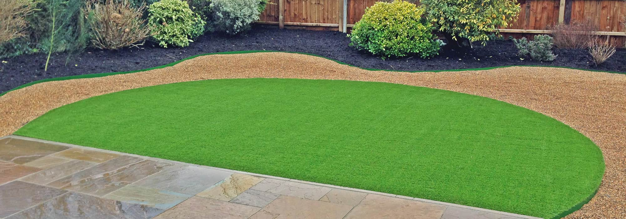 Artificial grass - 2