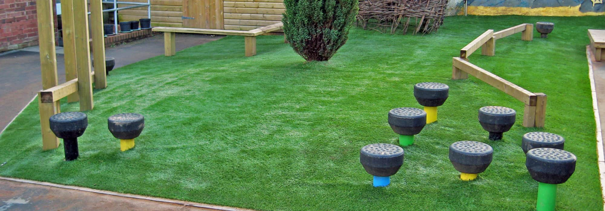 Artificial grass - 4